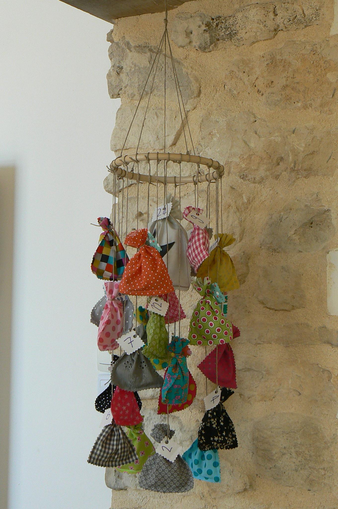 Calendrier de l avent 2013 1 mes petites coutures - Calendrier avent one piece ...