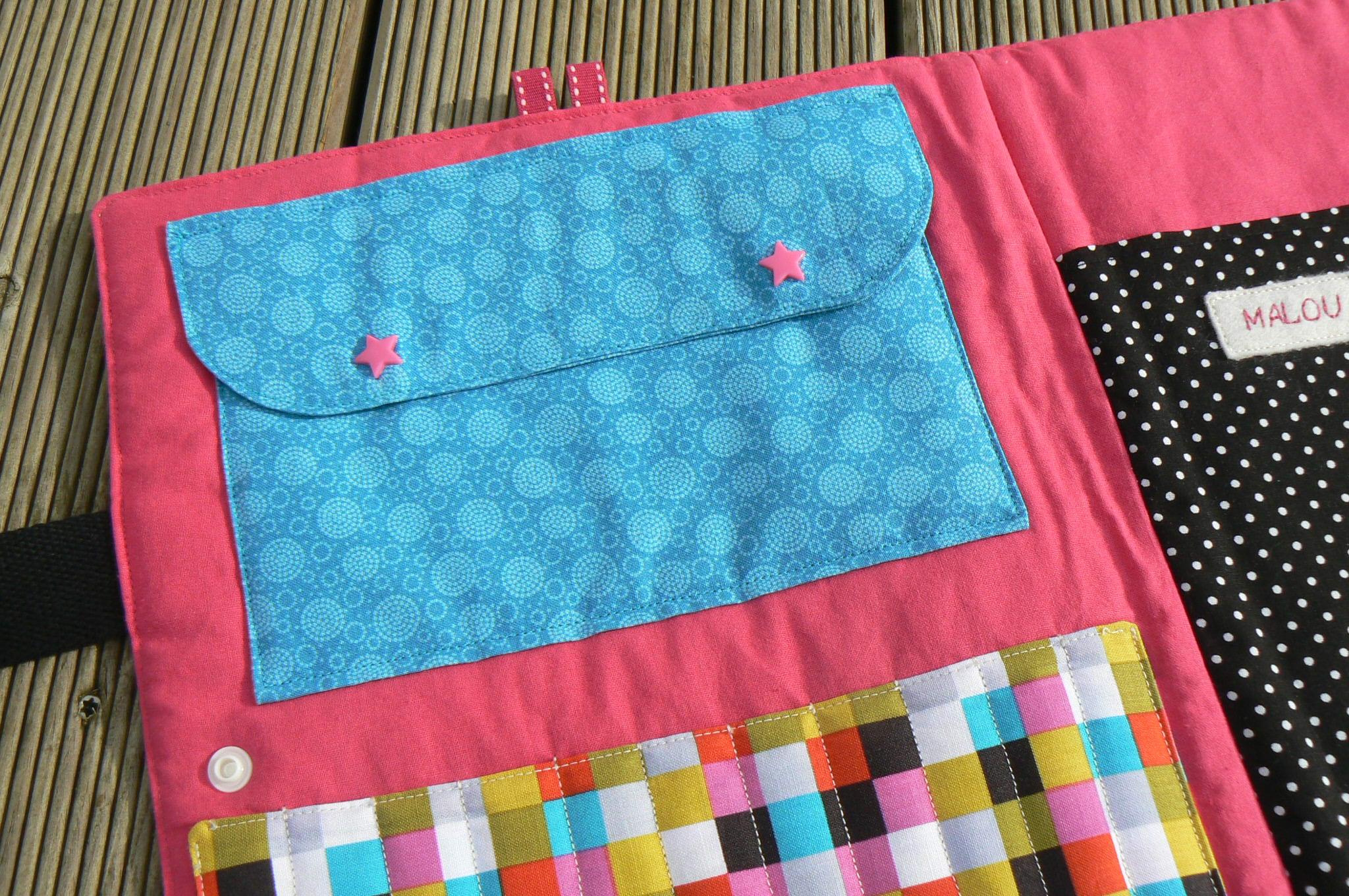 La mallette de malou mes petites coutures for Mallette couture enfant