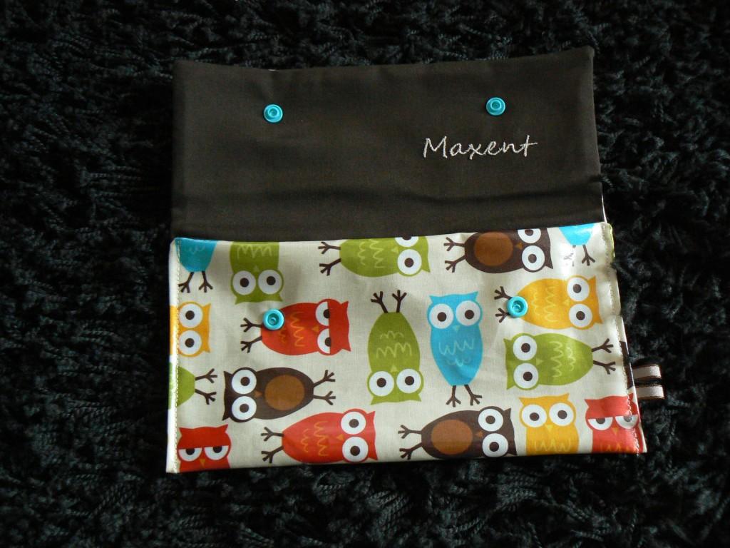 Range-serviettes Maxent (4)