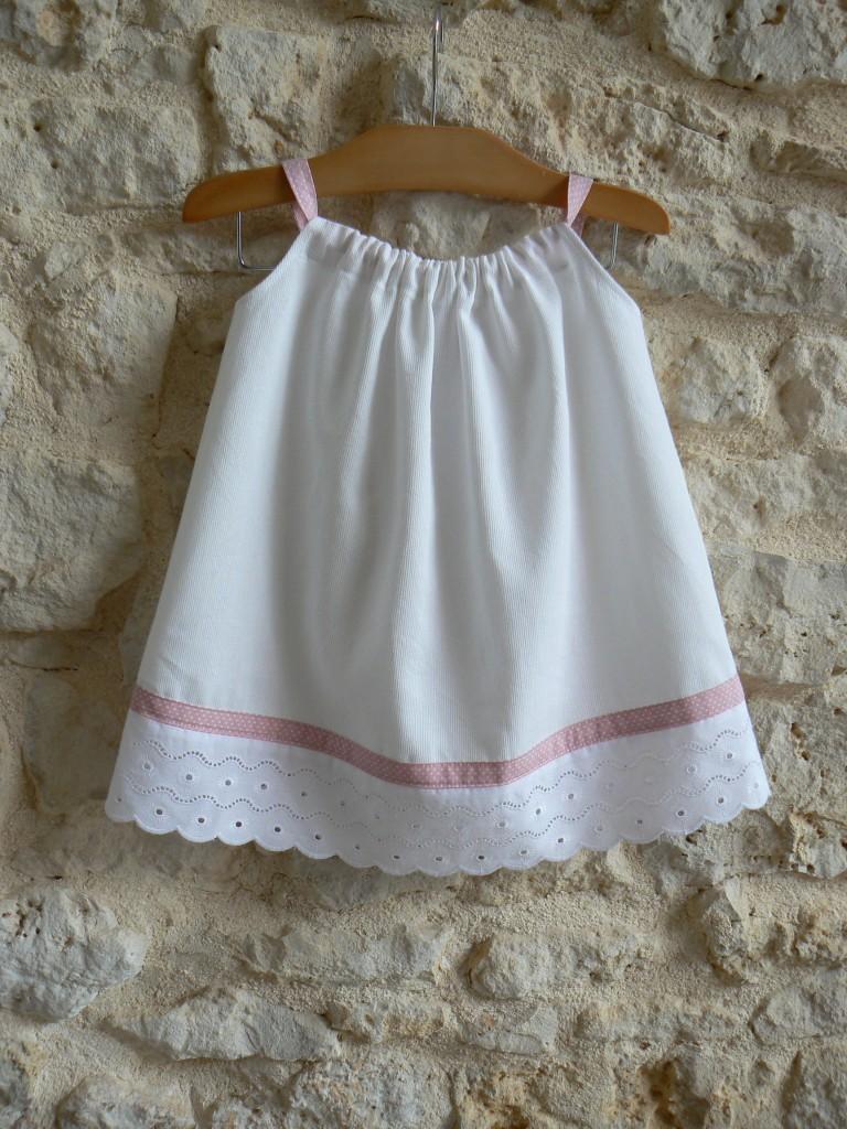 Robe rétro Violette (1)