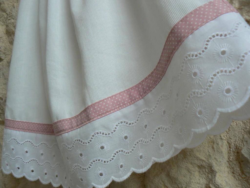 Robe rétro Violette (2)