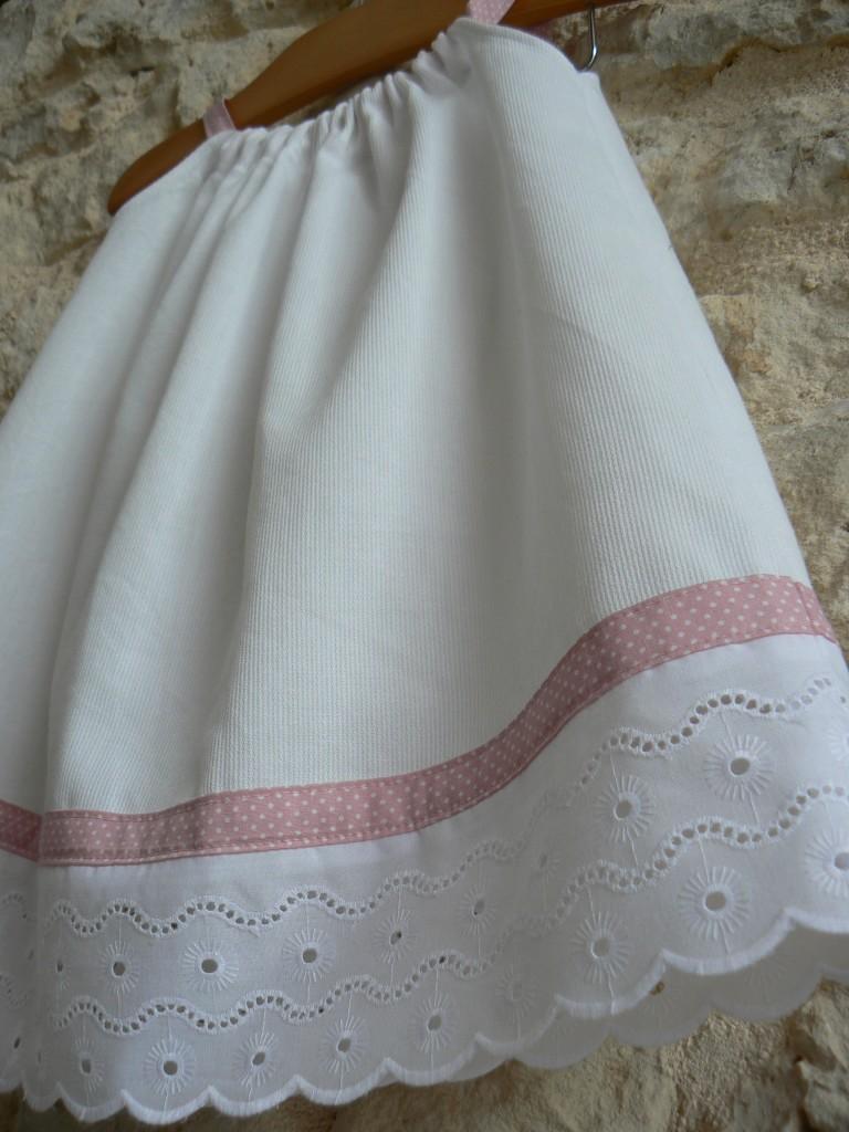 Robe rétro Violette (3)
