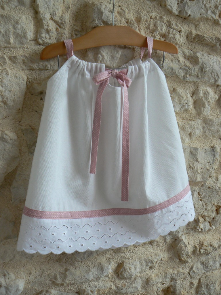Robe rétro Violette (4)