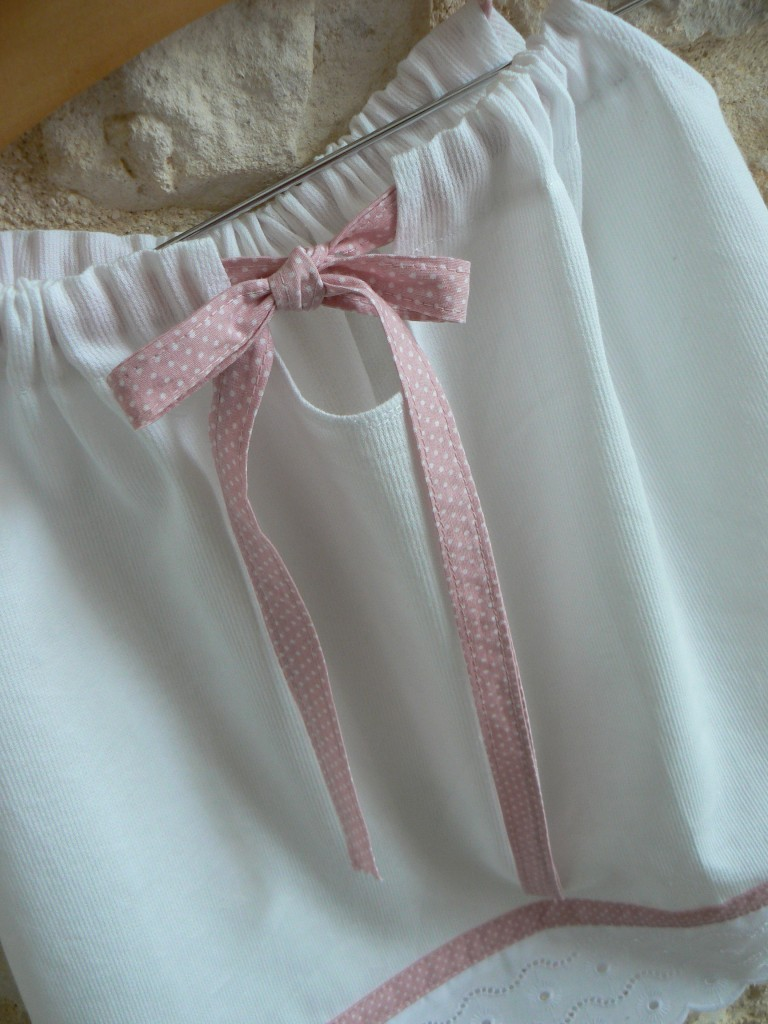 Robe rétro Violette (5)