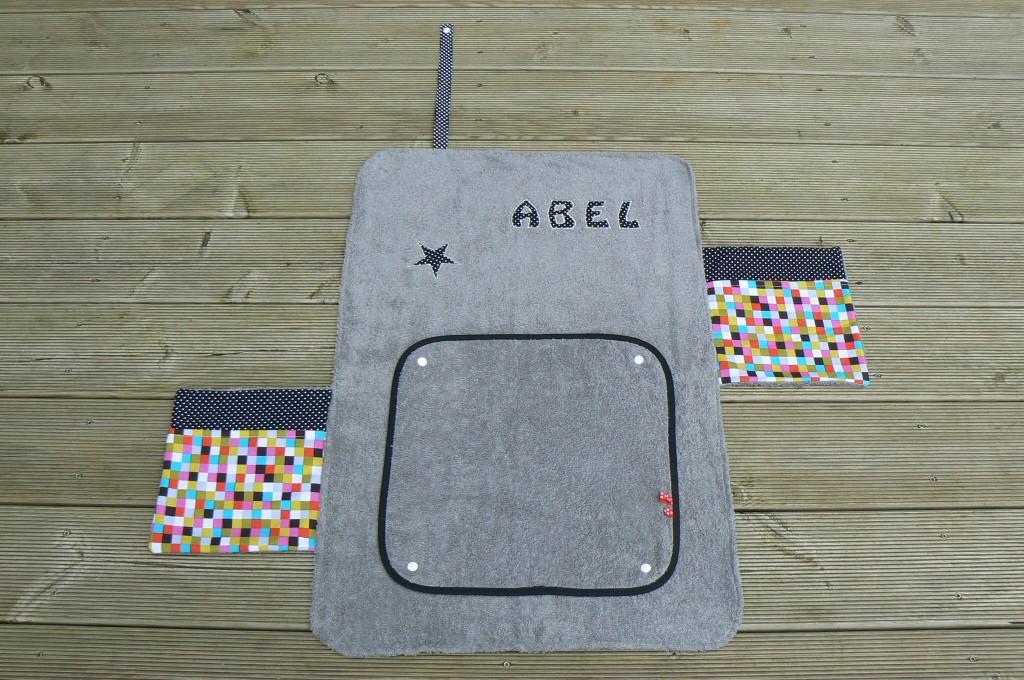 Tapis à langer Abel (1)